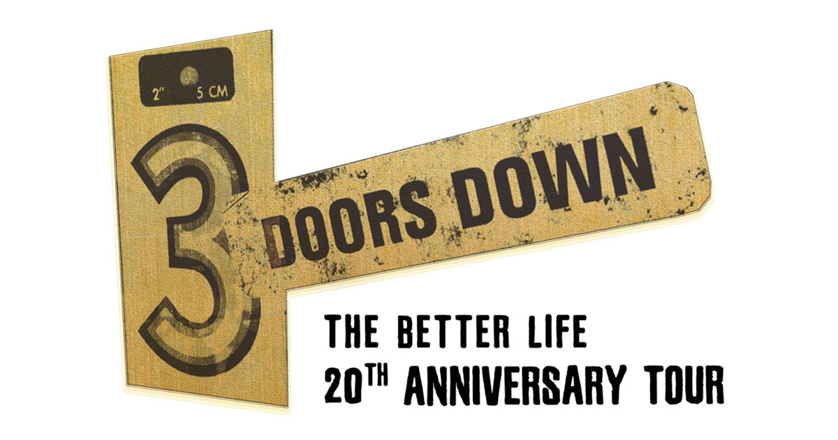 3 Doors Down Featuring Seether