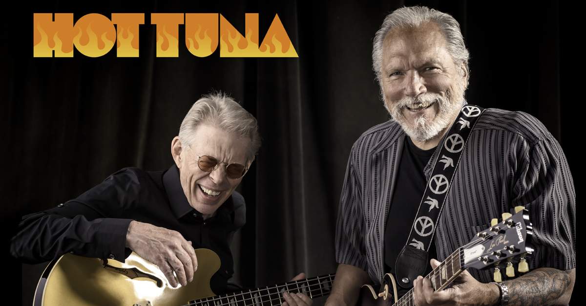 50 Years: Electric Hot Tuna at the Theatre at Westbury