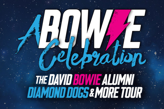 A Bowie Celebration: Bowie Alumni Play Diamond Dogs & Ziggy Stardust