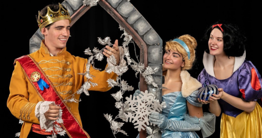 A Fairy Tale Winter Plaza Theatrical Productions