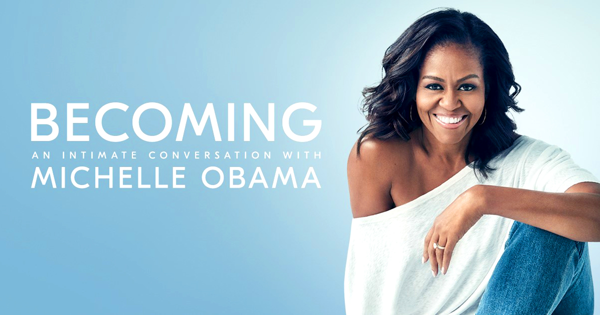 A Moderated Conversation with Michelle Obama