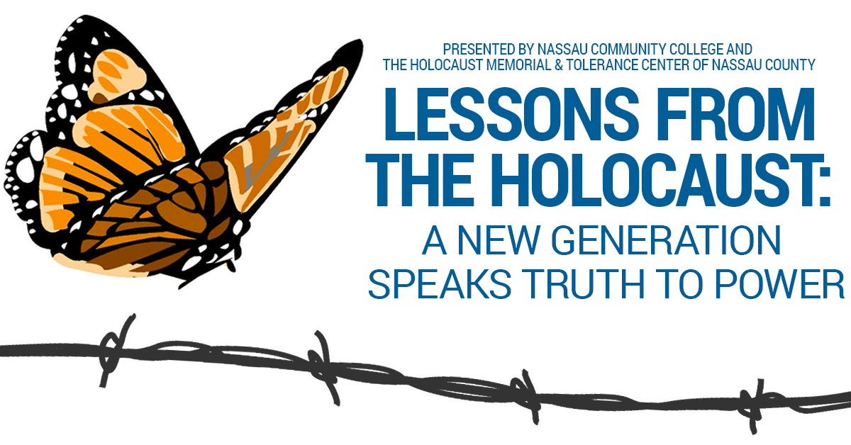 Lessons from the Holocaust: A New Generation Speaks Truth to Power