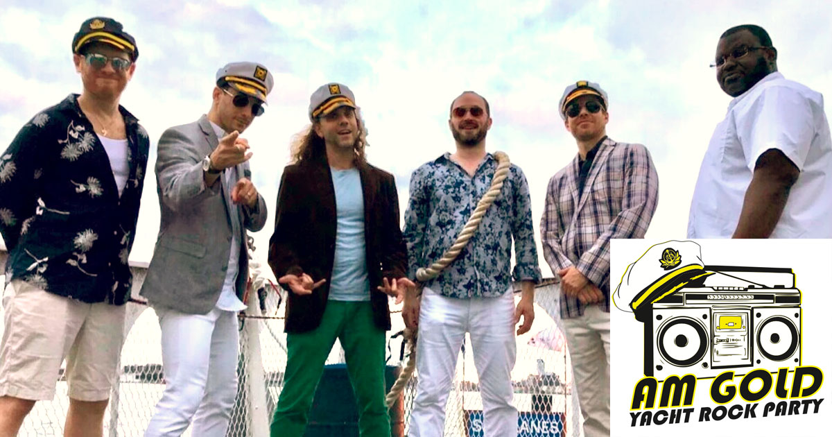 AM Gold-Yacht Rock Party