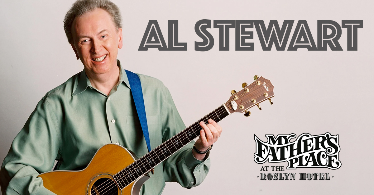 Al Stewart at My Fathers Place