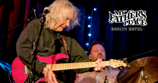Albert Lee at My Fathers Place