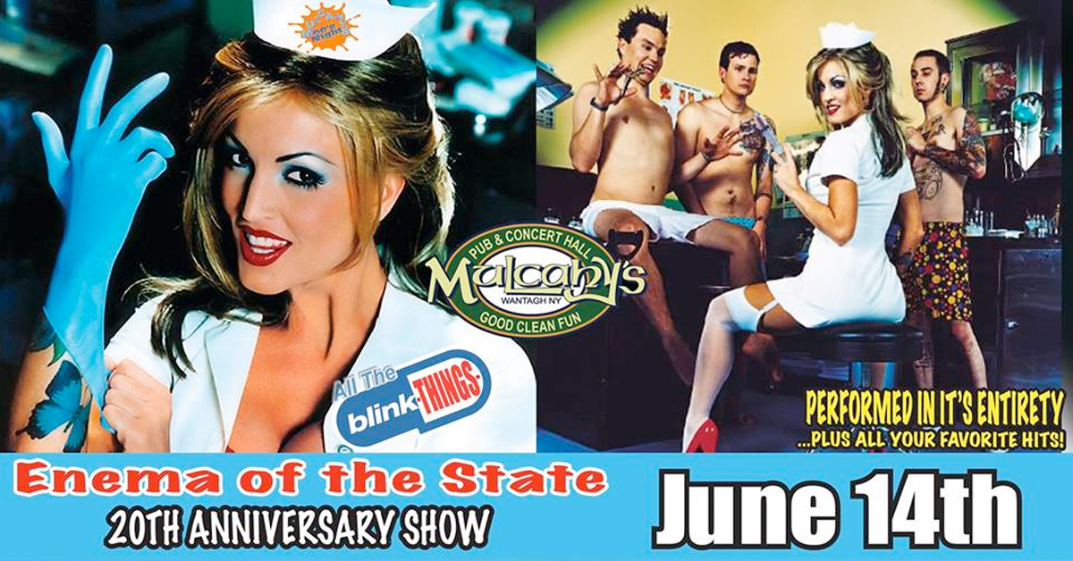 All The Blink Things: Enema of the State 20th Anniversary Show