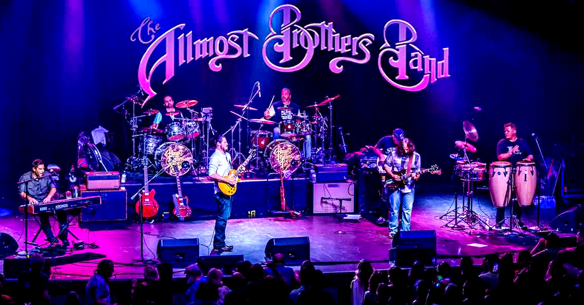 Allmost Brother Band