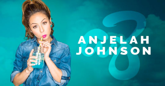 Anjelah Johnson at NYCB Theatre at Westbury