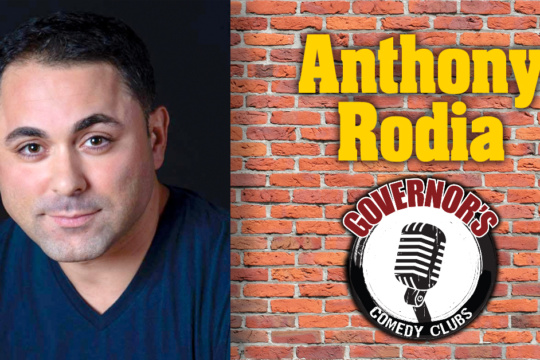 Anthony Rodia at Governor's Comedy Club