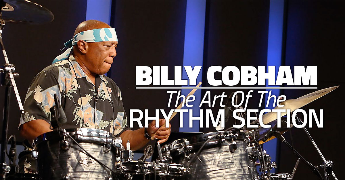 Billy Cobham at My Fathers Place
