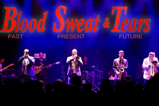Blood, Sweat & Tears at the NYCB Theatre at Westbury