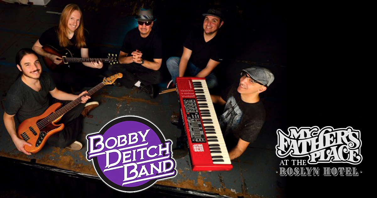 Bobby Deitch Band at My Father's Place