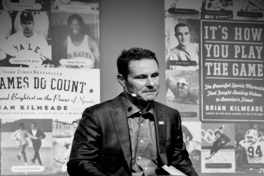 Brian Kilmeade at the Space at Westbury Theater