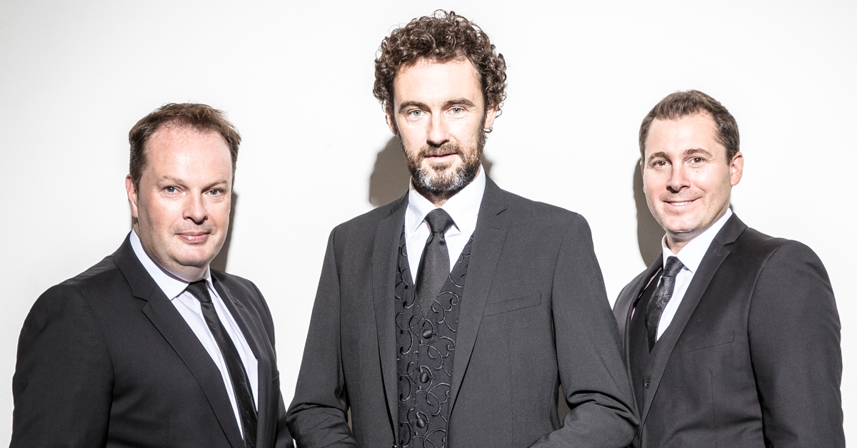 Celtic Tenors at the Theatre at Westbury