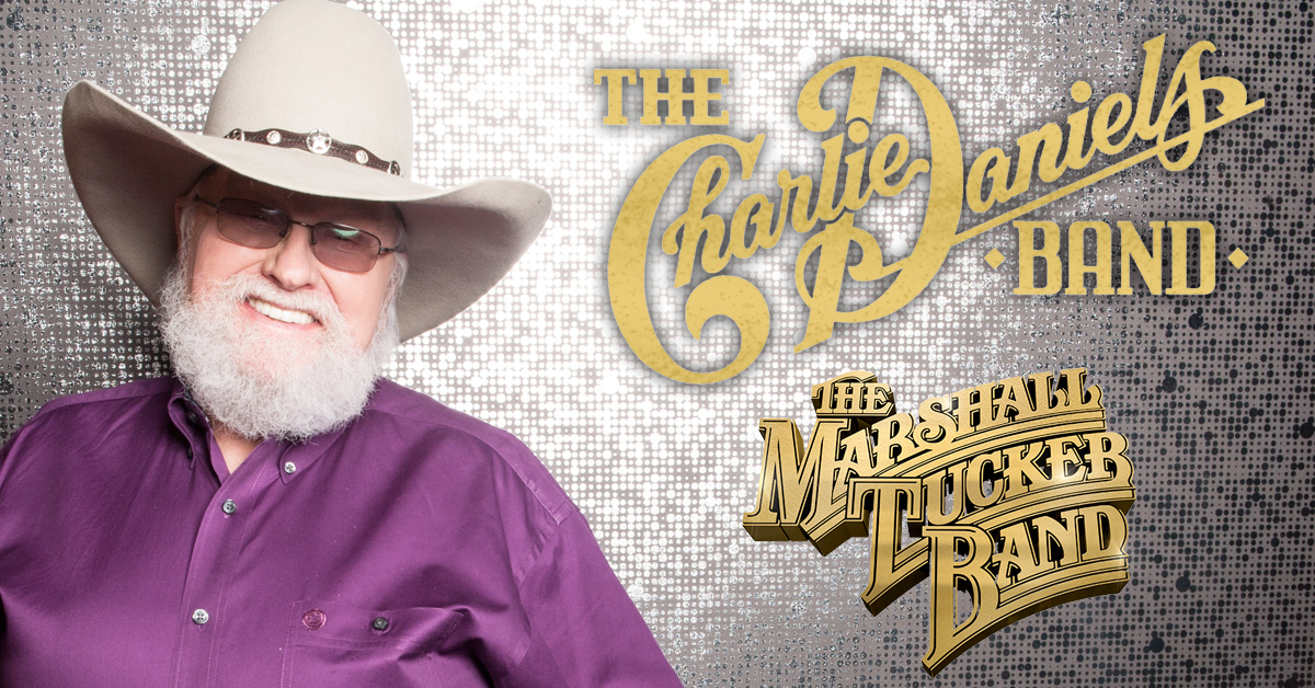 Charlie Daniels Band and Marshall Tucker Band at NYCB Theatre at Westbury