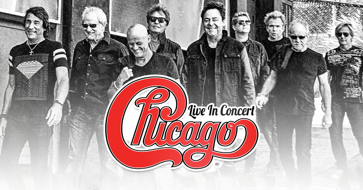 Chicago Live in Concert at the Theatre at Westbury