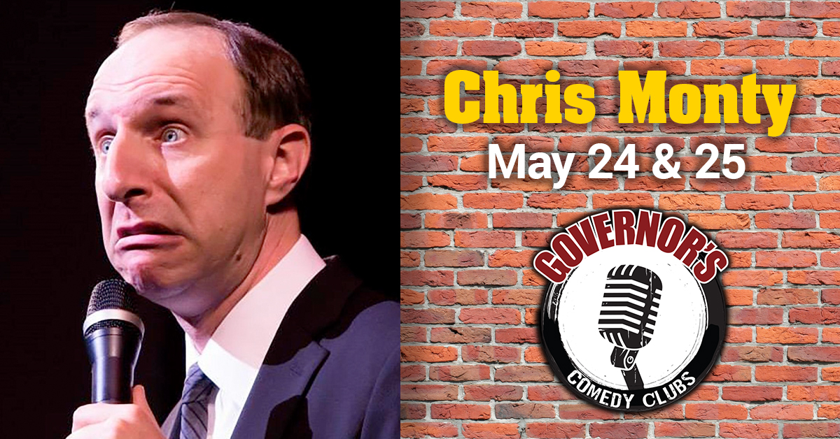 Chris Monty at Governors Comedy Levittown