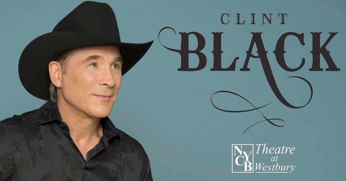 Clint Black at the Theatre at Westbury