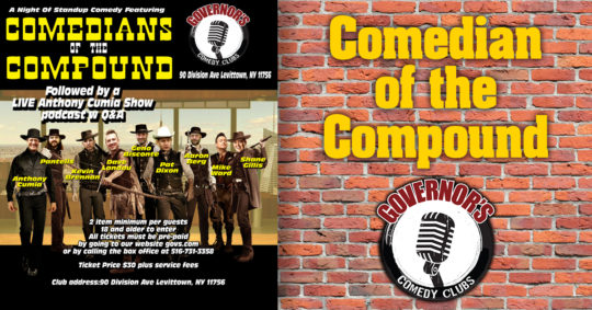 Comedians of the Compound