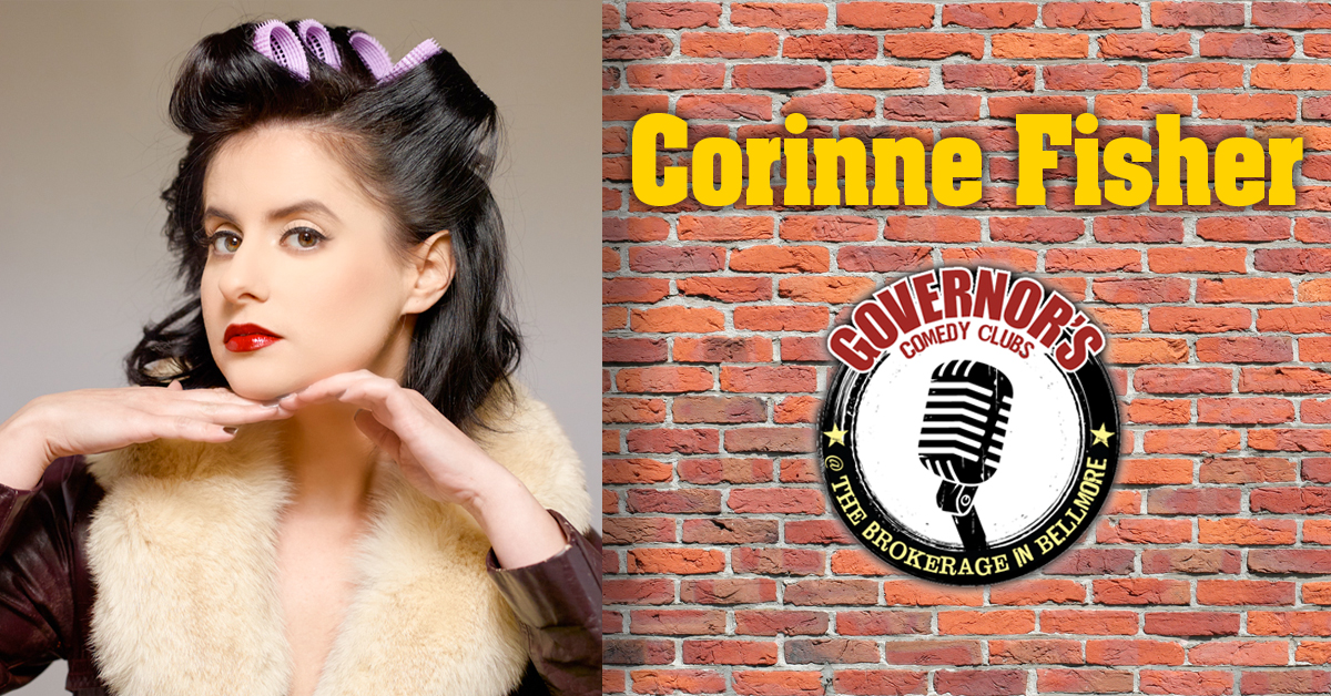 Corinne Fisher at the Brokerage in Bellmore