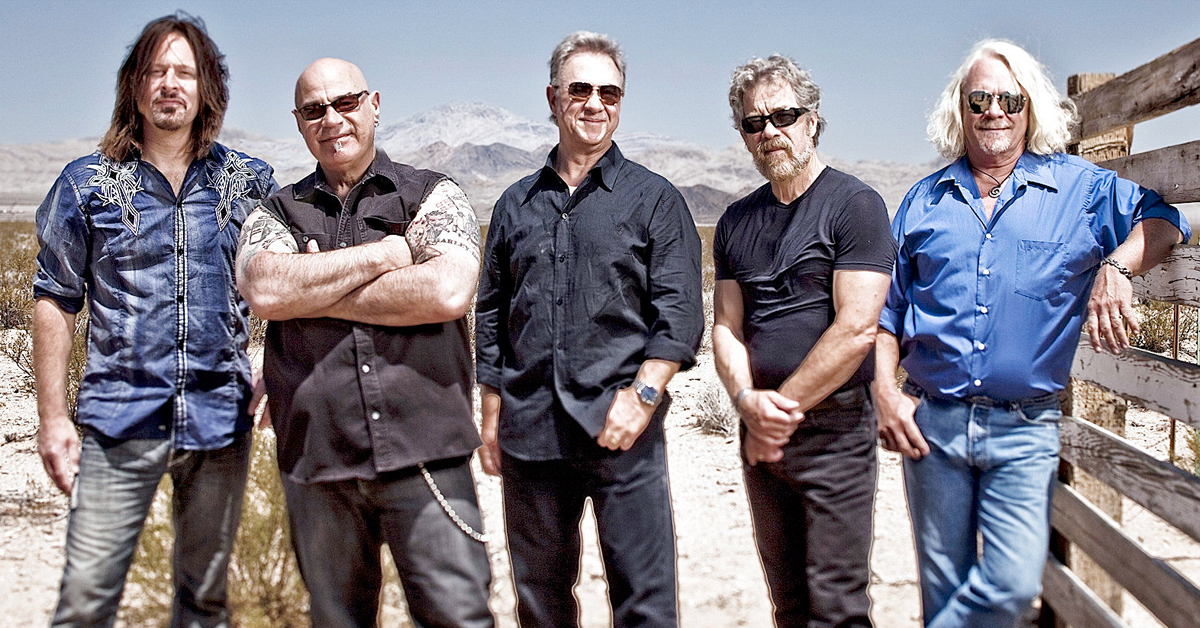Creedence Clearwater Revisited at the Tilles Center