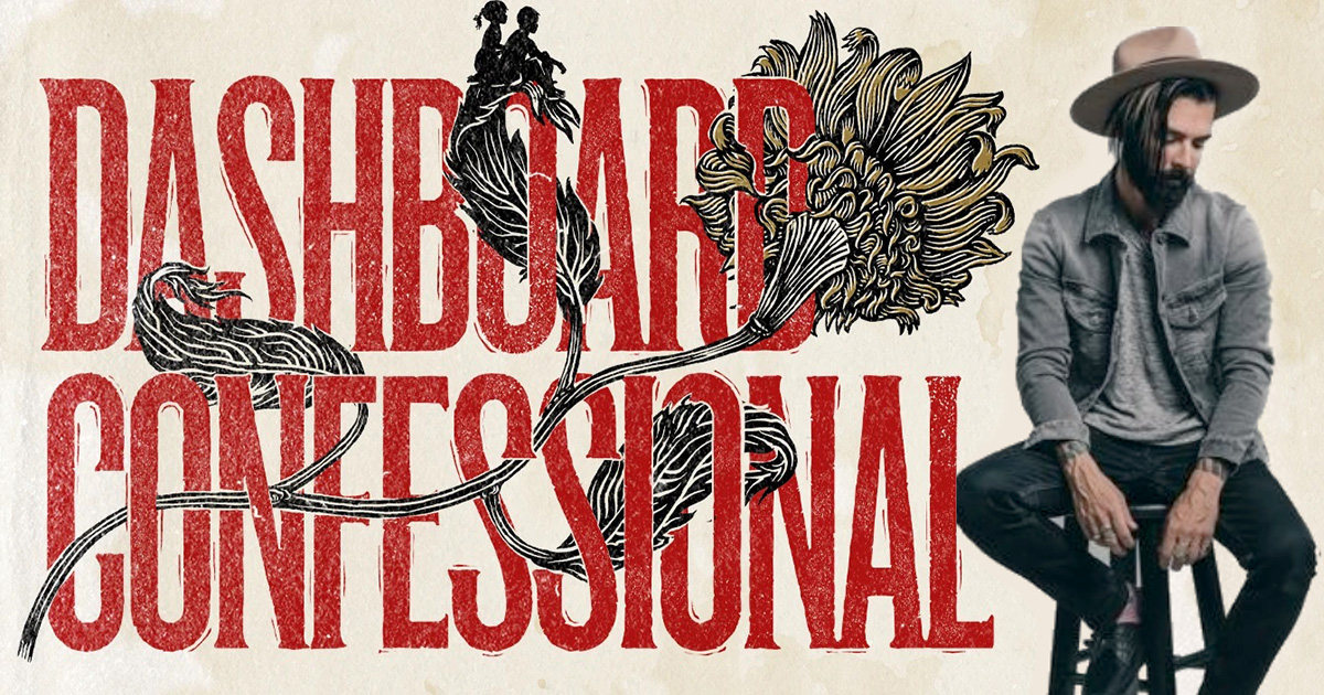 Dashboard Confessional – Unlplugged Tour