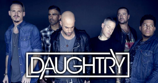 Daughtry at NYCB Theatre at Westbury