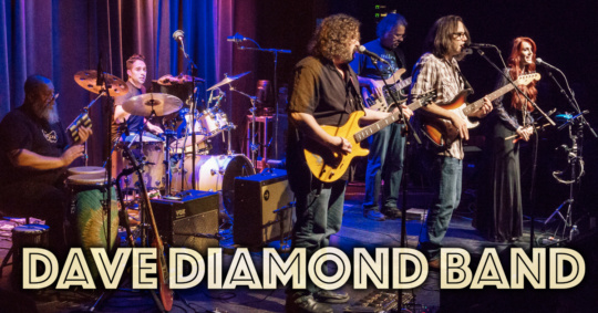 Dave Diamond Band at the Space at Westbury Theater