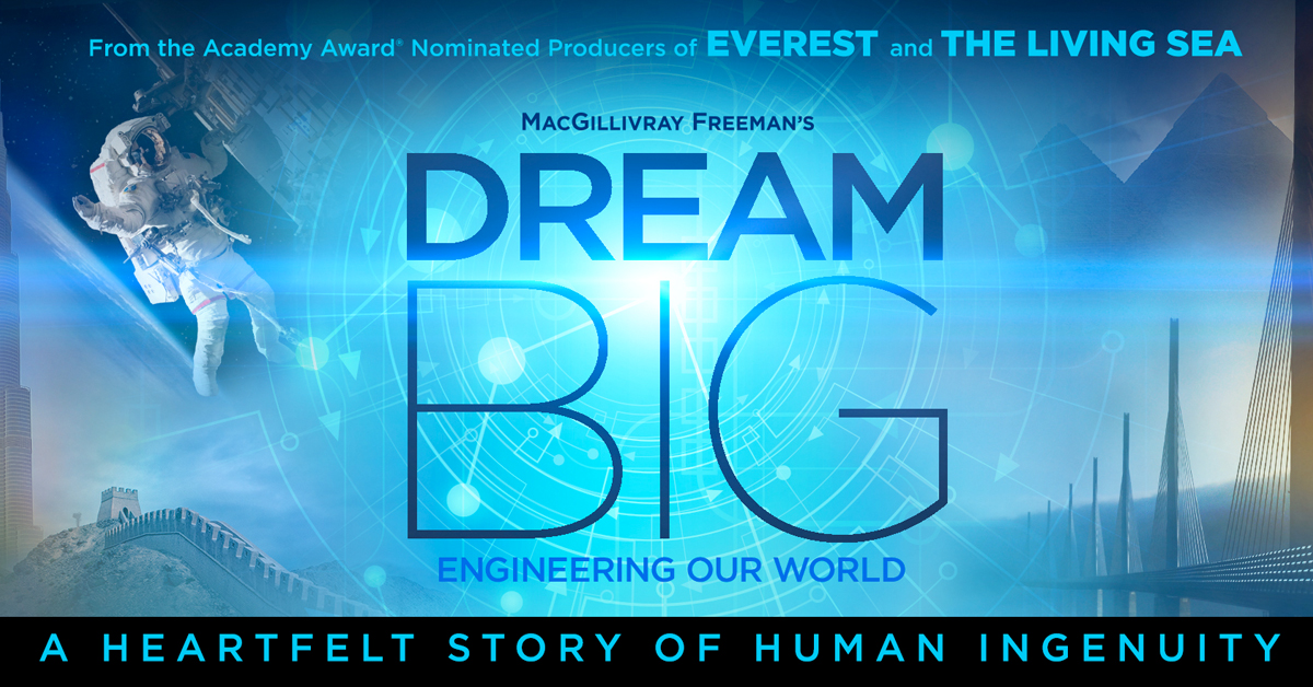 Dream Big: Engineering Our World at the Cradle of Aviation Museum