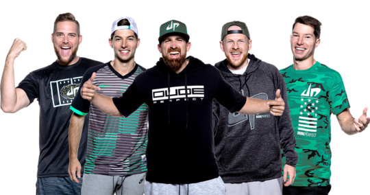Dude Perfect Tour 2020 at NYCB Live's Nassau Coliseum