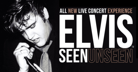 Elvis- Seen/Unseen at NYCB Theatre at Westbury