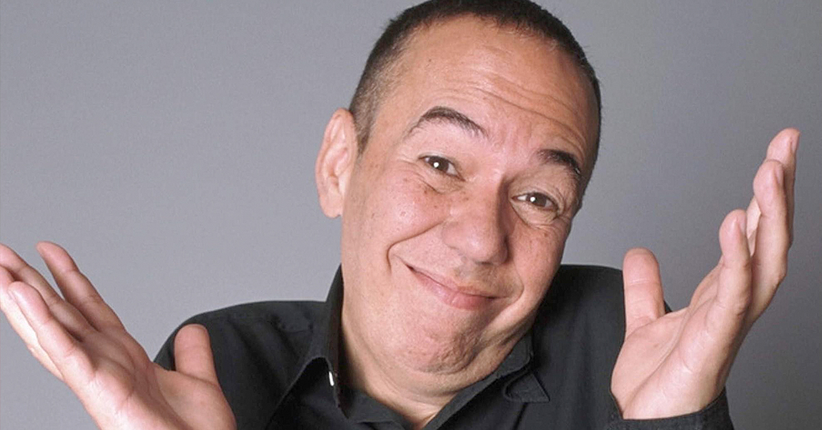 Gilbert Gottfried at Governors Comedy in Levittown