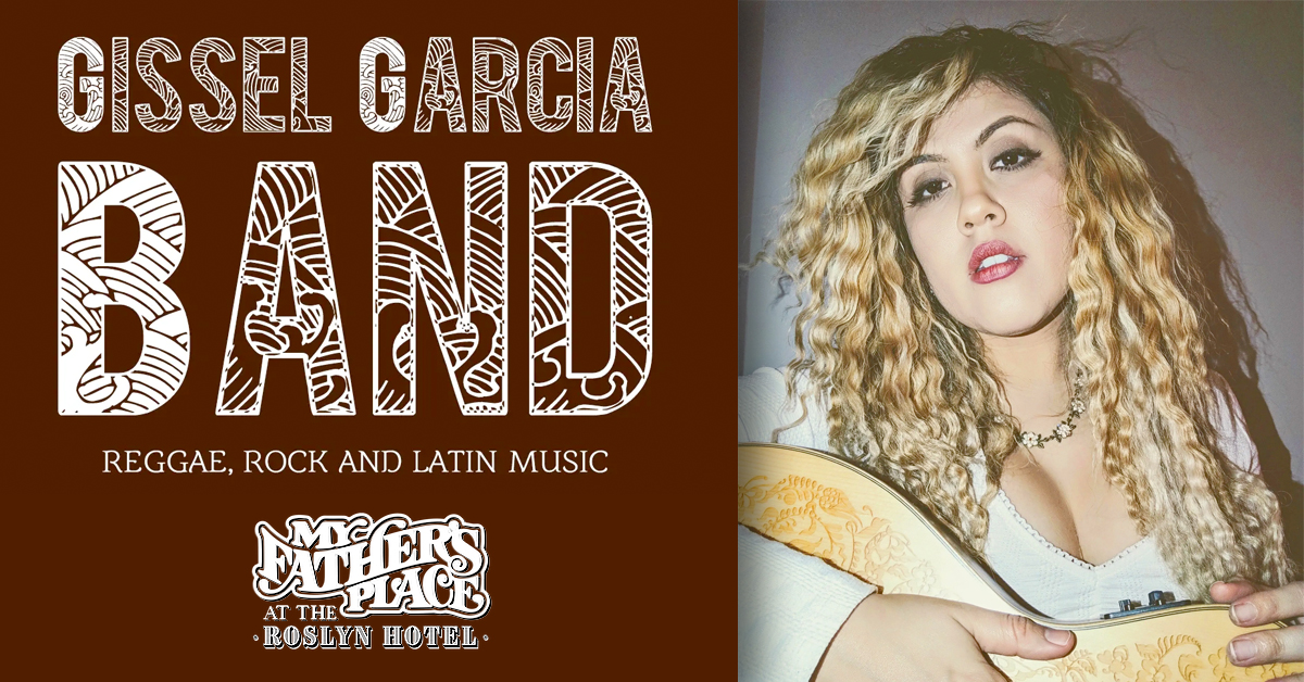 Gissel Garcia Band at My Father's Place