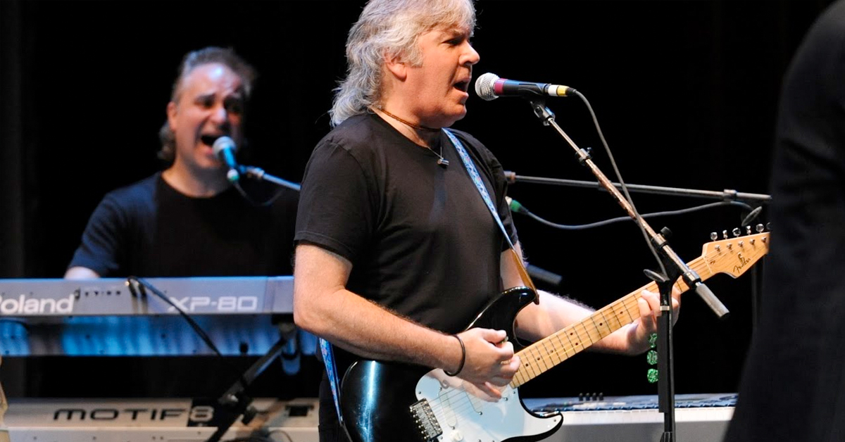 Godfrey Townsend: Eric Clapton Tribute at the Space at Westbury