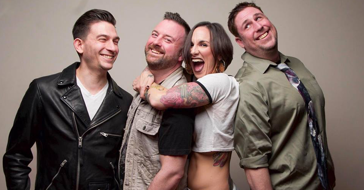 Gypsy Wisdom at the Plattduetsche