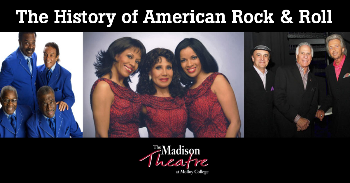 History of Rock and Roll Madison Theatre