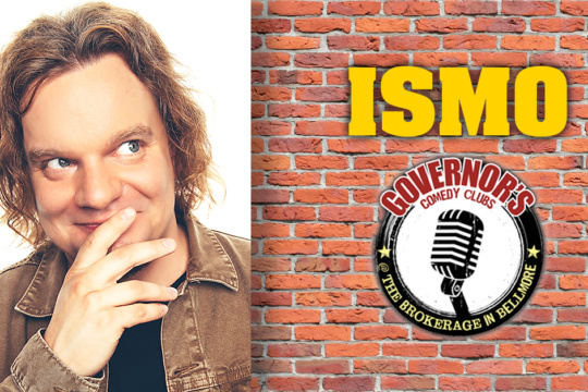 ISMO at The Brokerage Comedy Club in Bellmore