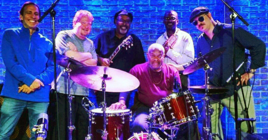 Jaimoe's Jasssz Band at My Father's Place