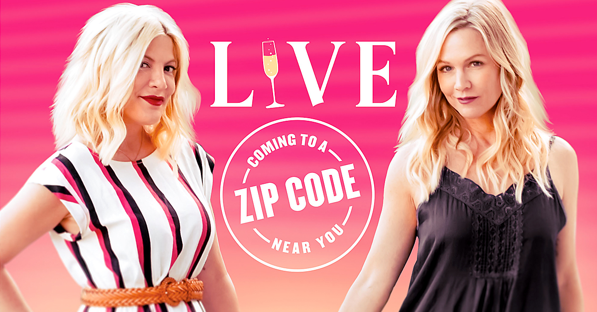 Jennie Garth & Tori Spelling Live: A Night to Remember at NYCB Theatre at Westbury