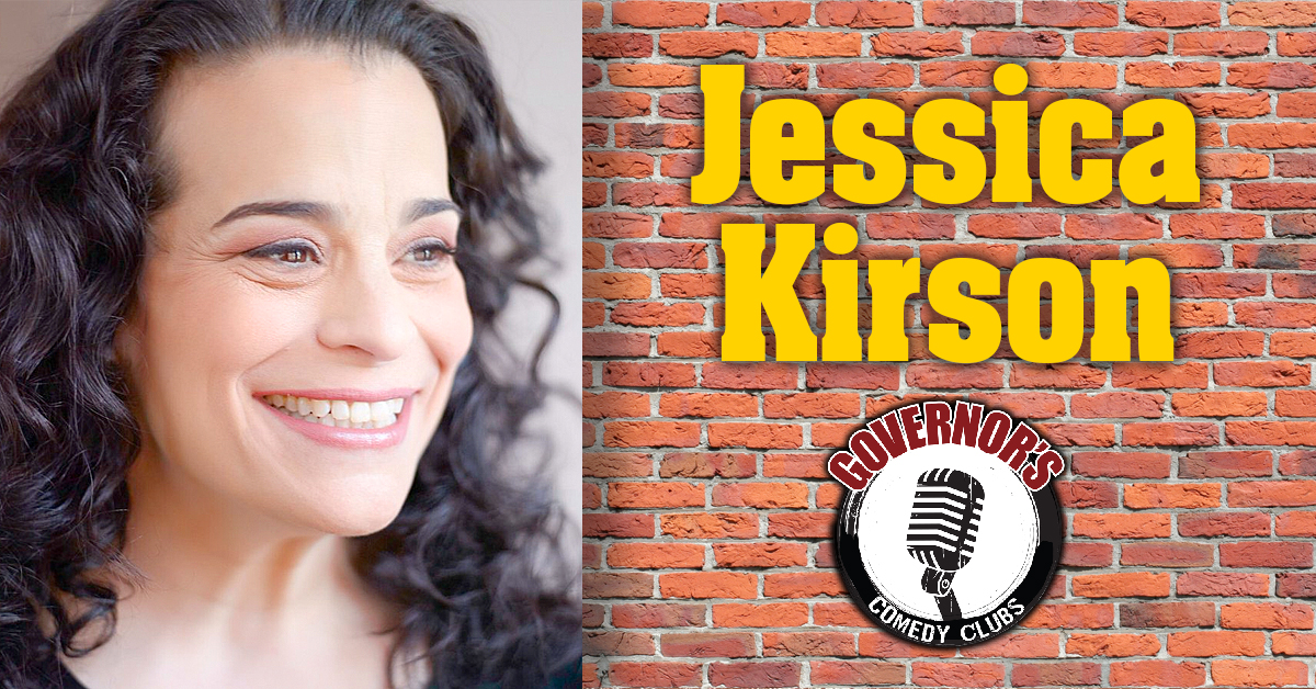 Jessica Kirson Governors Comedy Levittown