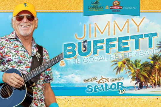 Jimmy Buffet at Jones Beach