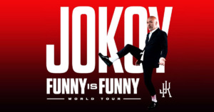 Jo Koy Funny-Is-Funny-UBS Arena