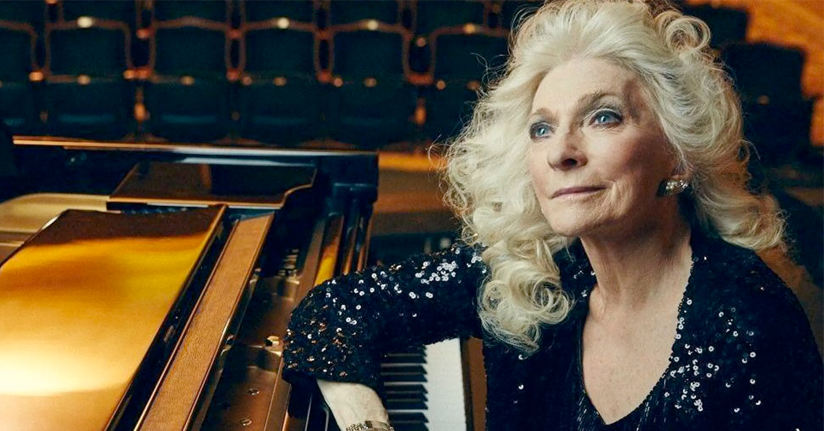 Judy Collins at the Madison Theatre