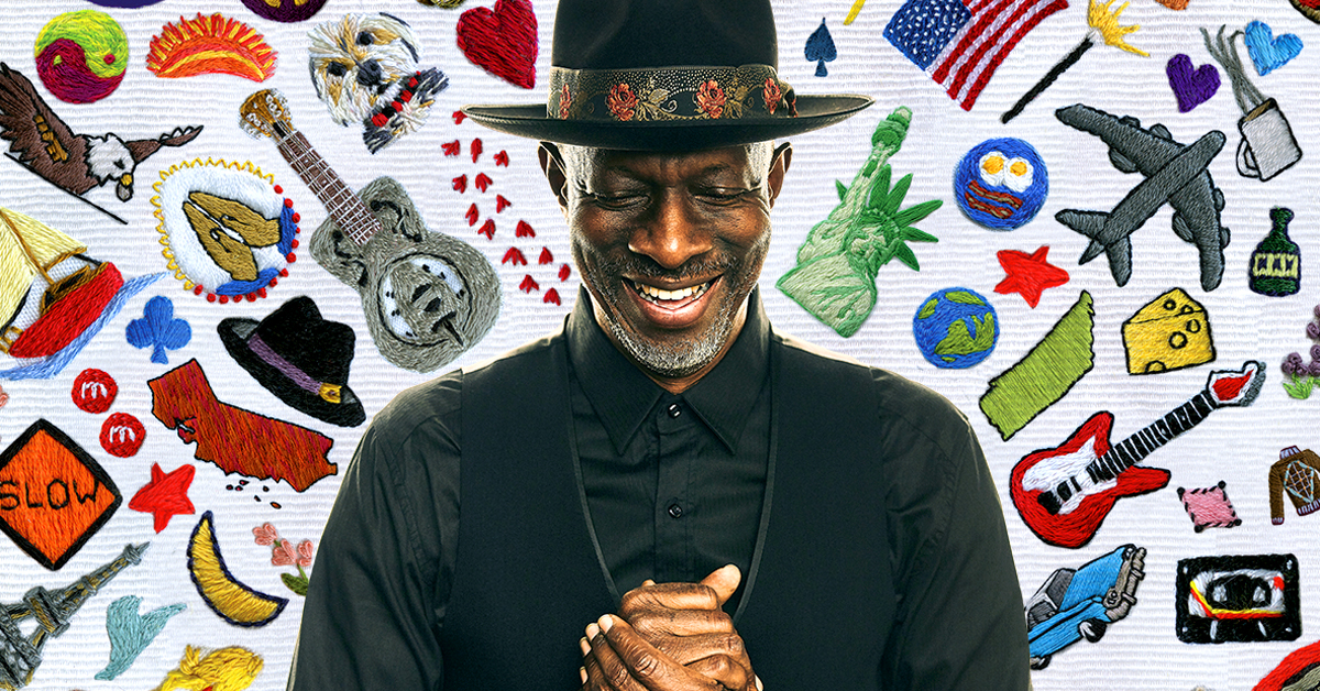 Keb Mo at the Space at the Westbury Theater
