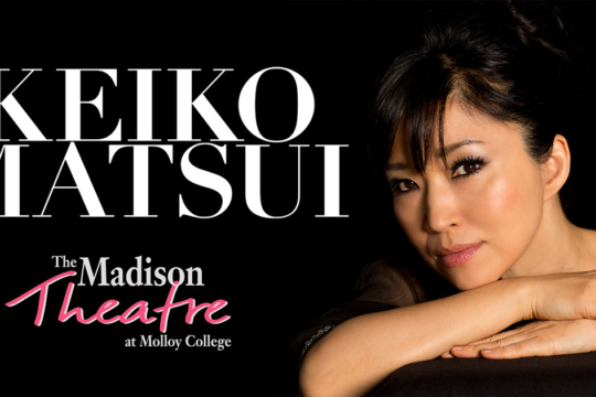 Keiko Matsui at Madison Theatre at Molloy College
