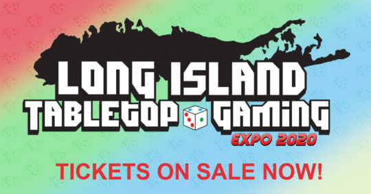 LI Tabletop Game Expo 2020