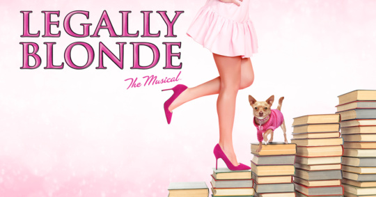 Legally Blond Merrick Theatre