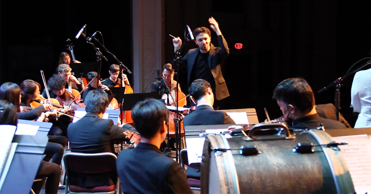 Long Island Concert Orchestra – A Salute to the Movies