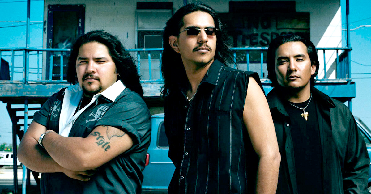 Los Lonely Boys at the Space in Westbury