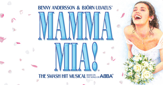 Mamma Mia at the Merrick Theatre